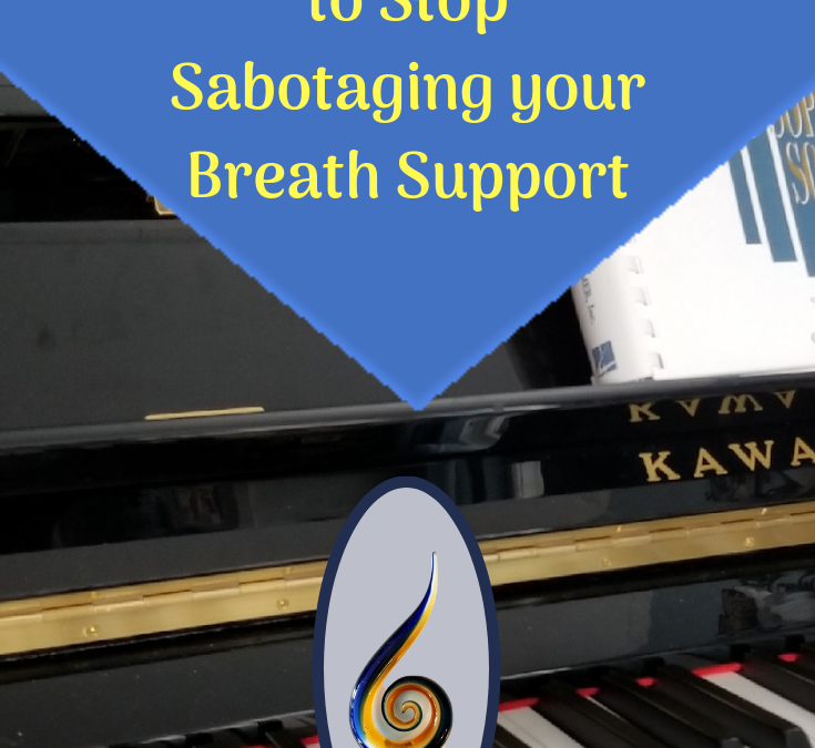 """Improving Breath Support and the Myth of """"Singing From Your Diaphragm"""""""